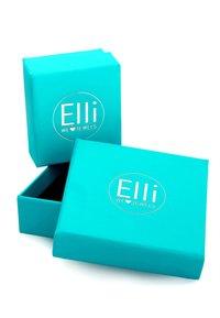Elli - Earrings - silver - 4