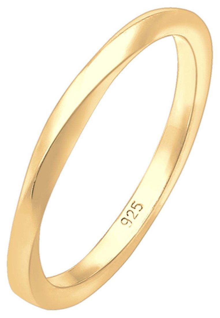 Elli Ringar - gold-coloured
