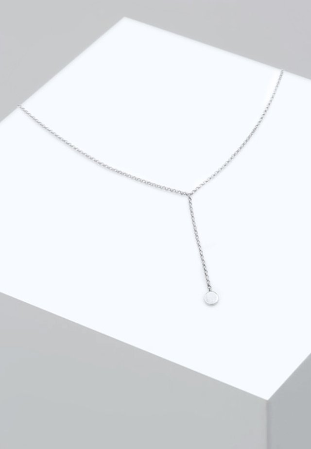 CHOKER  - Necklace - silver-coloured