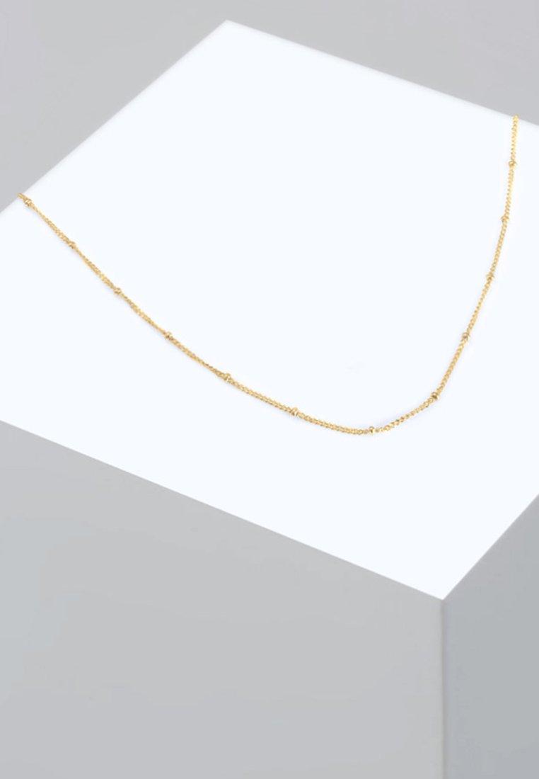 Elli - BASIC KUGELN - Necklace - gold-coloured