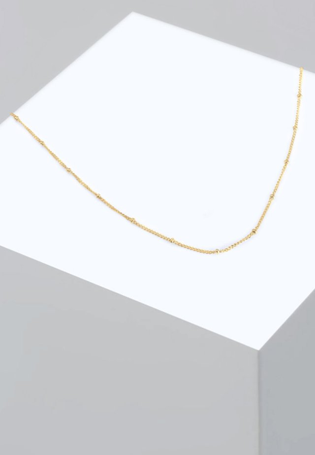 BASIC KUGELN - Naszyjnik - gold-coloured