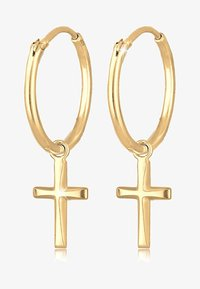 Elli - CREOLEN HÄNGER - Boucles d'oreilles - gold-coloured - 2