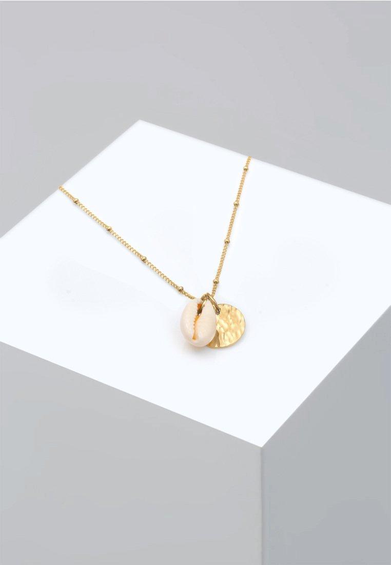 Elli - Halskæder - gold-coloured