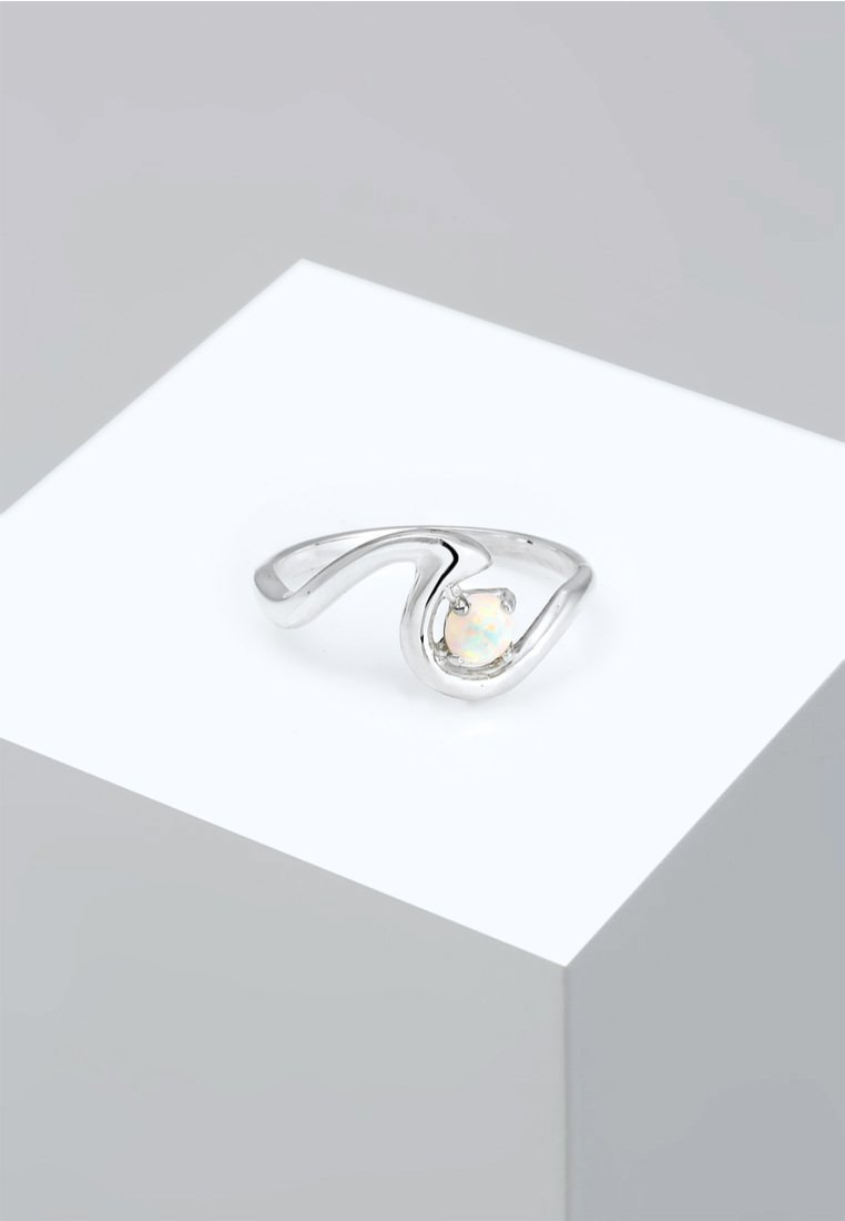 Elli - WAVE  - Ring - silver-coloured