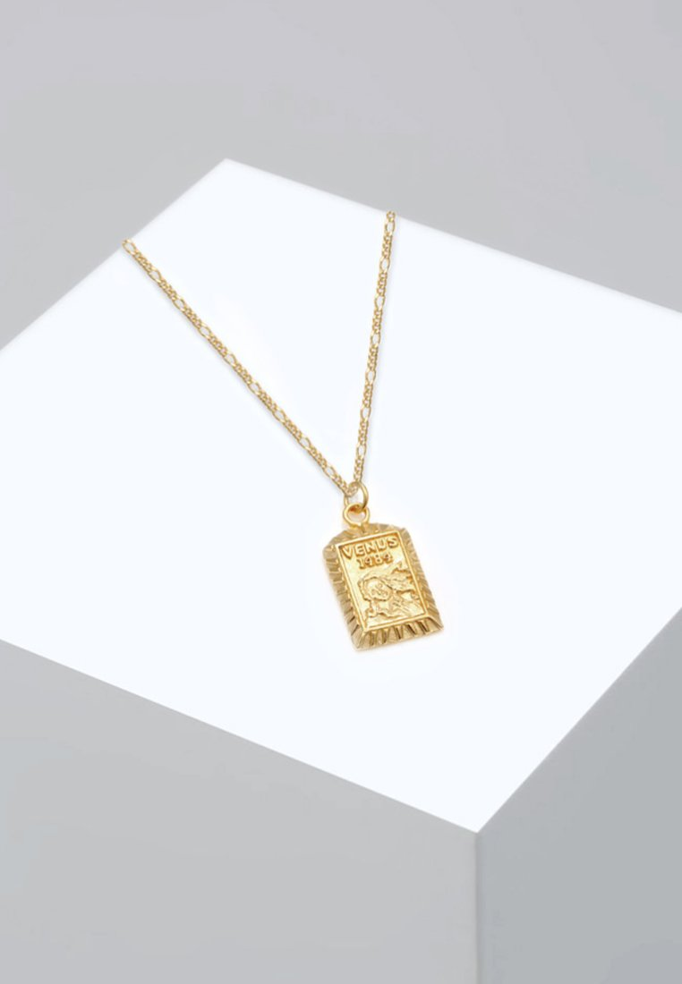 Elli - Halskette - gold-coloured