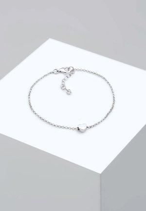 HERZ  - Bracelet - silber