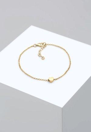 HERZ  - Bracelet - gold-coloured