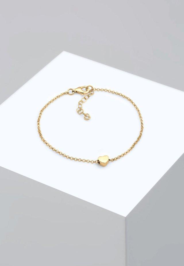 HERZ  - Rannekoru - gold-coloured