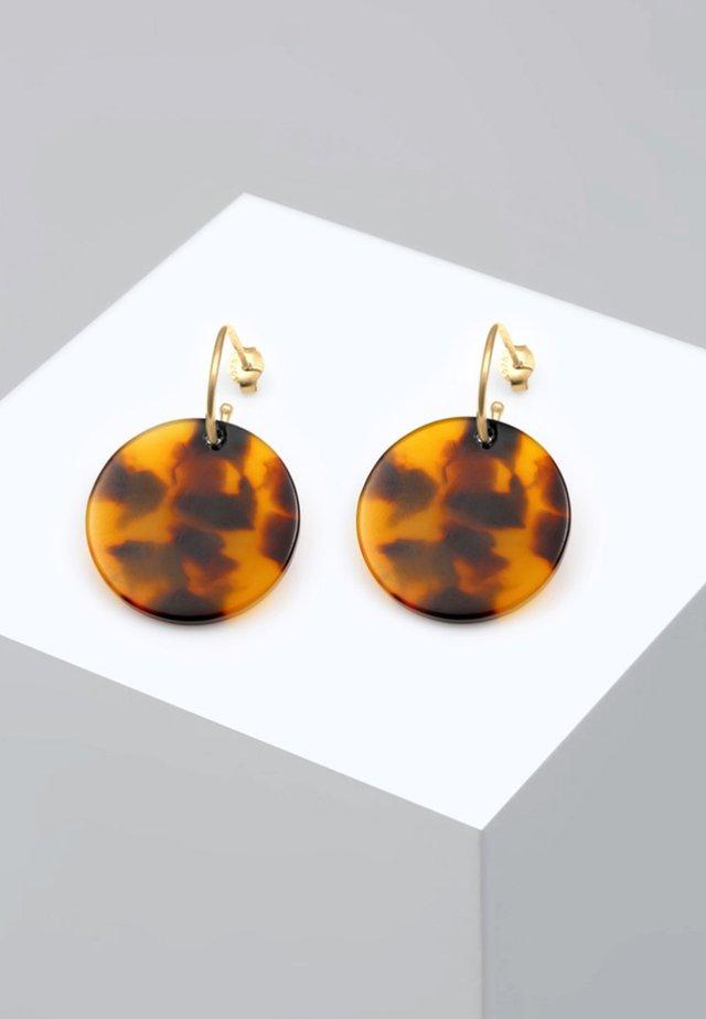 Korvakorut - gold coloured