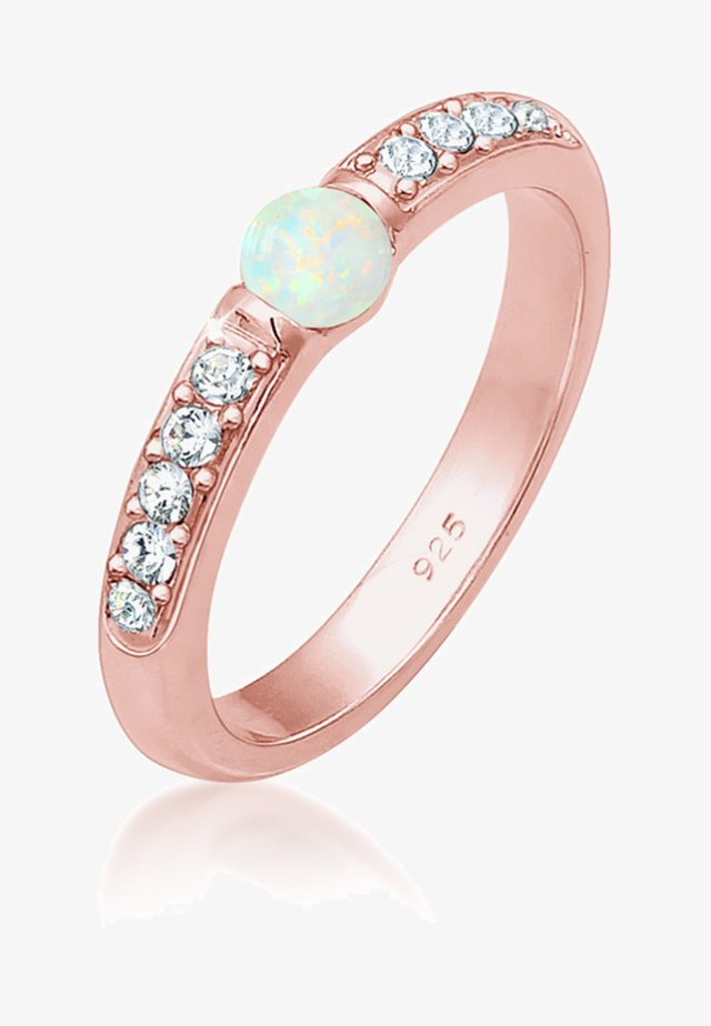 Ring - roségold-coloured