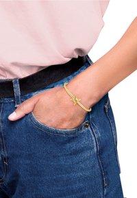 Elli - ARMREIF KNOTEN BLOGGER TREND  - Armband - gold-coloured - 1