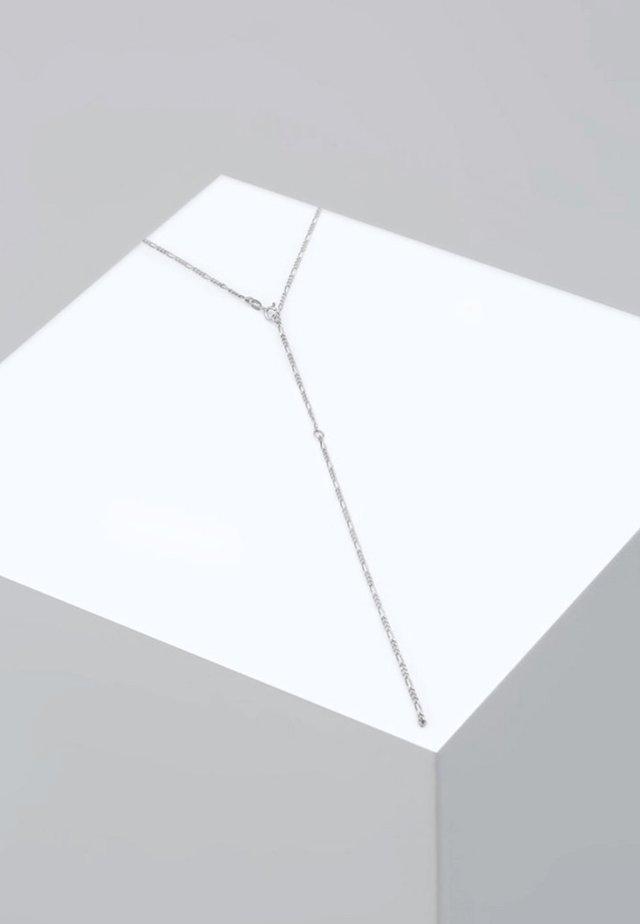 FIGARO - Necklace - silver-coloured