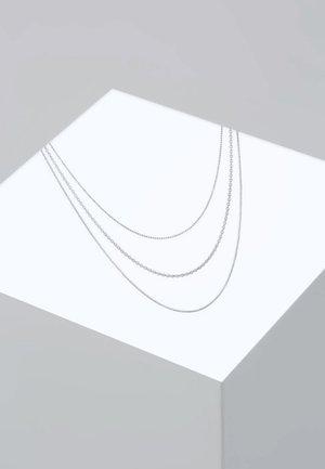 BLOGGER - Collier - silver-coloured