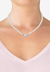 Elli - Necklace - silver-coloured - 1