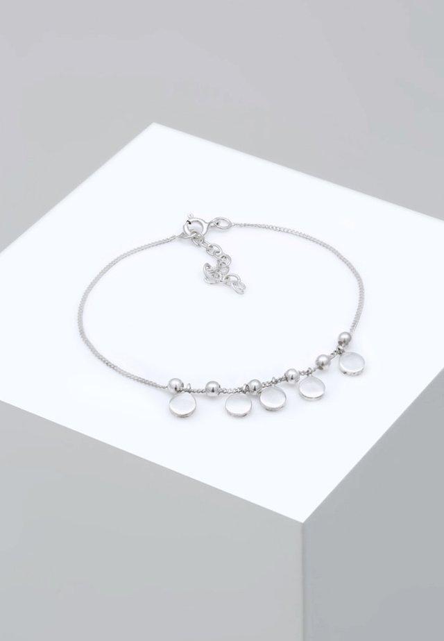 GEO KUGELN - Rannekoru - silver-coloured