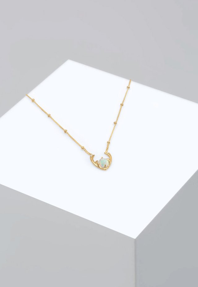 GEWEIH - Ketting - gold-coloured