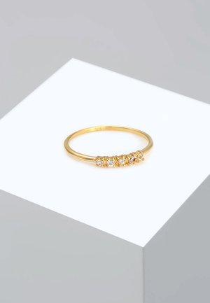 VALENTIN - Bague - gold-coloured