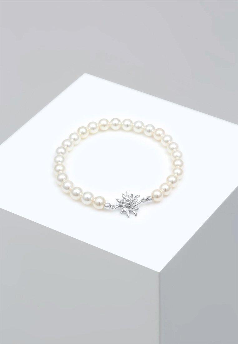 Elli - EDELWEISS PERLEN  - Bracelet - silver
