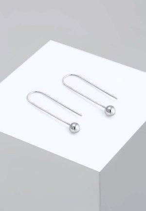 GEO  - Oorbellen - silver-coloured