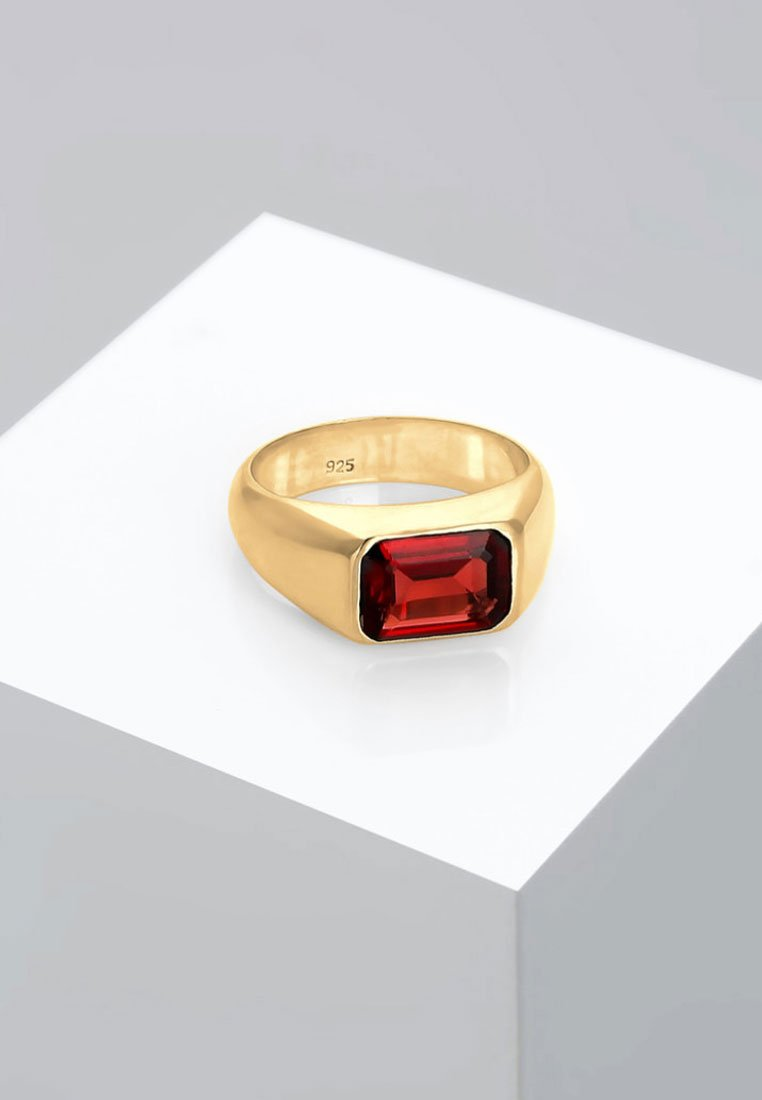 Elli - Bague - red