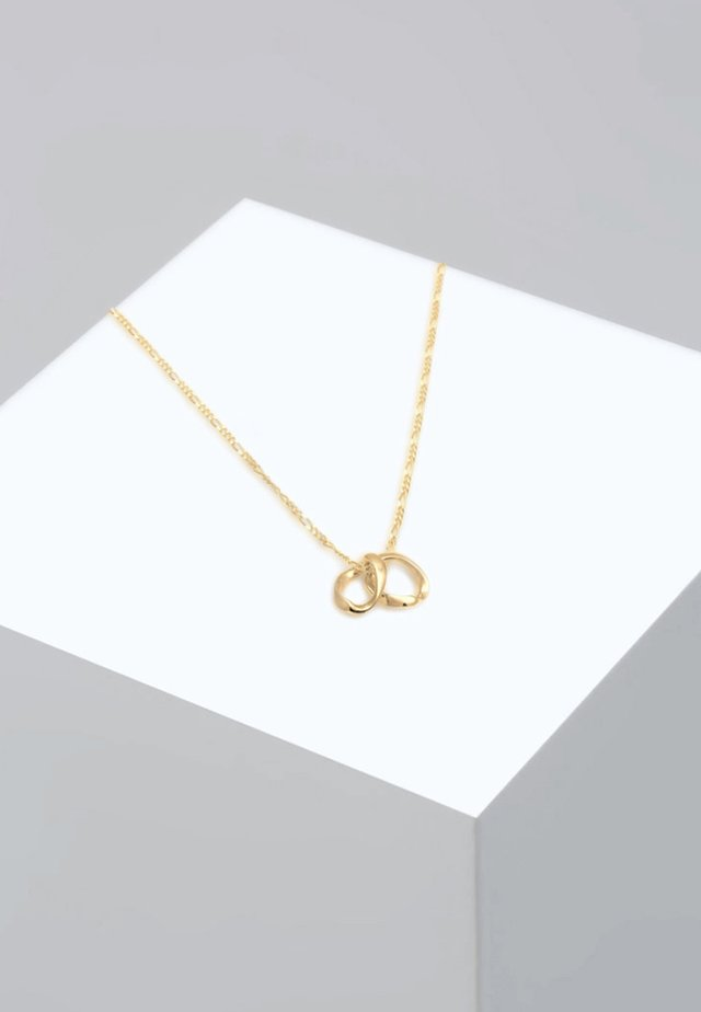 FIGARO - Necklace - gold-coloured