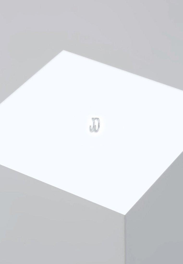 Elli - SINGLE EARCUFF  - Ohrringe - silver-coloured