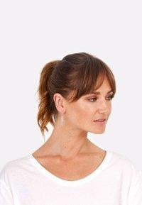 Elli - GEO LOOK BASIC - Earrings - silber - 0