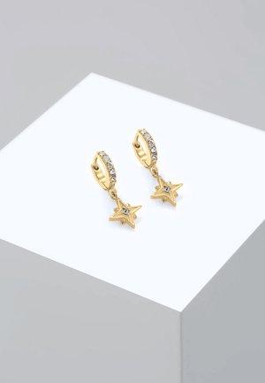 ASTRO STAR - Örhänge - gold-coloured