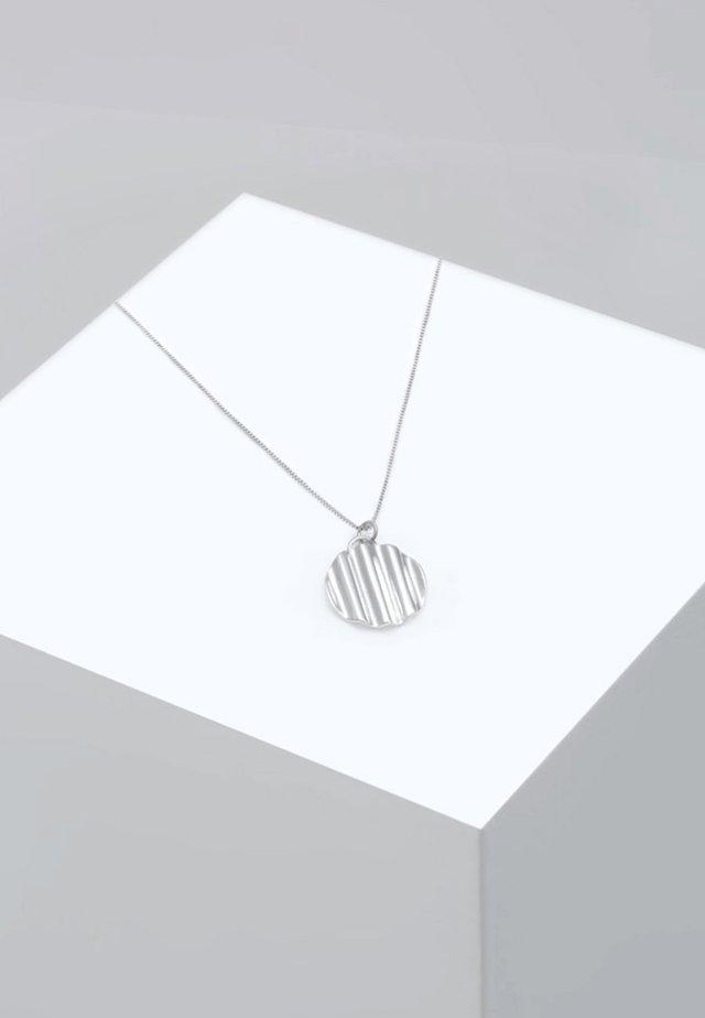 GEO TREND - Halskette - silver-coloured