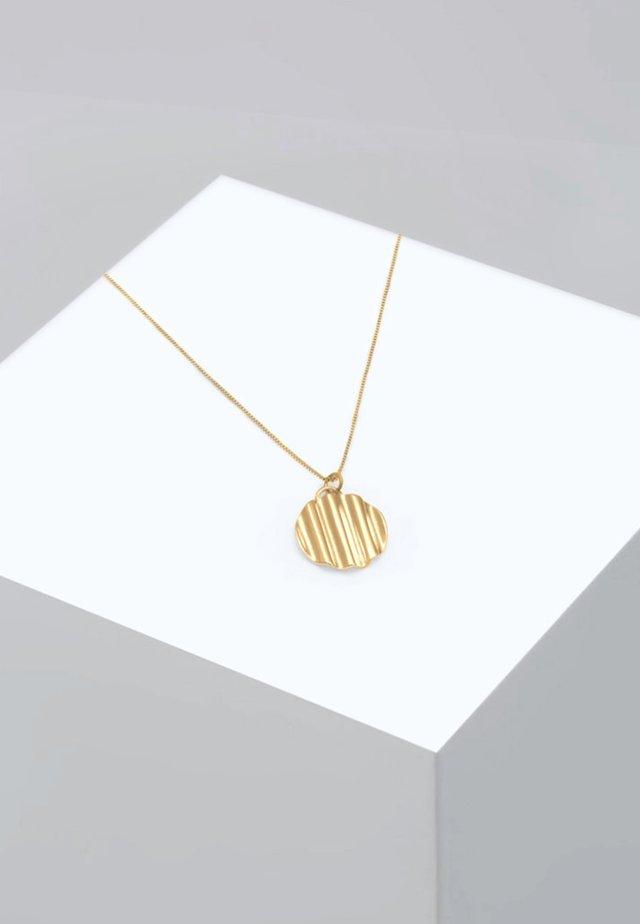 GEO TREND - Halskette - gold-coloured