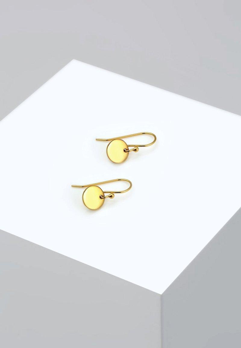 Elli - Earrings - gold-coloured