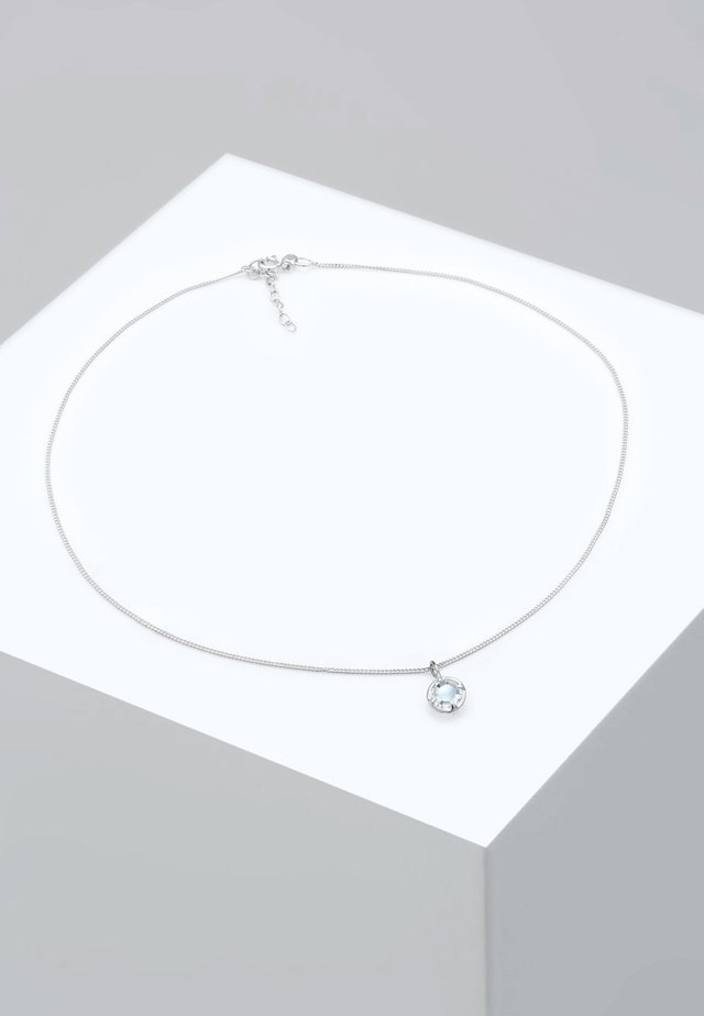 CHOKER - Halskette - silver-coloured