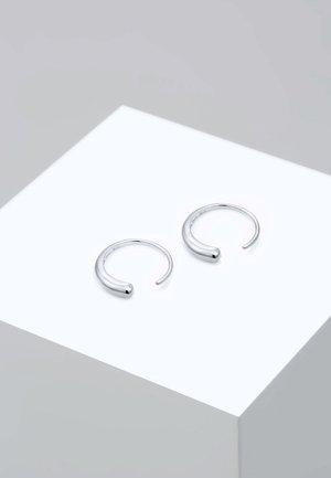 CREOLE  - Oorbellen - silver-coloured