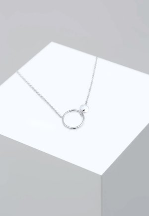 ERBSKETTE  - Ketting - silver-coloured