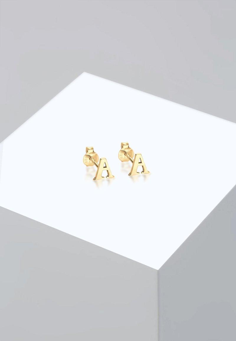 Elli - Øreringe - gold-coloured