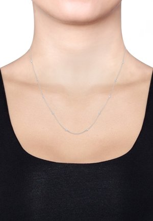 Ketting - silived-coloured