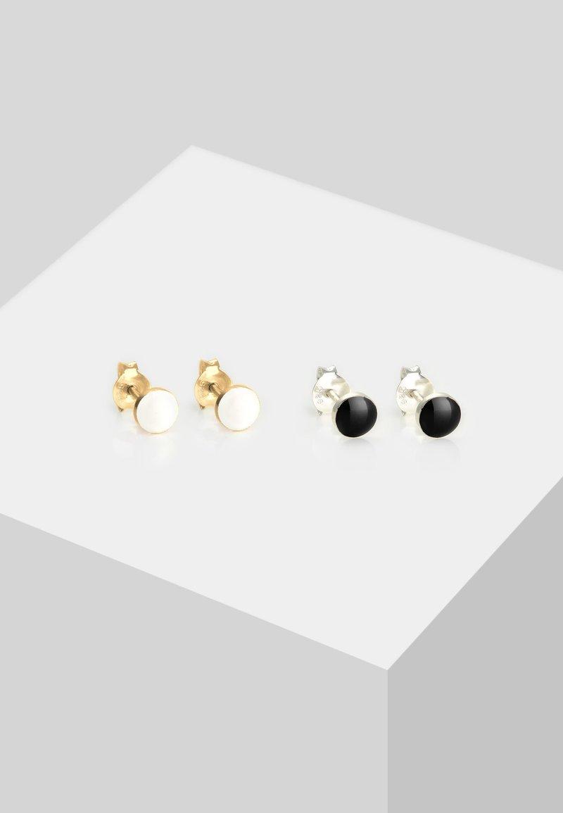 Elli - SET - Boucles d'oreilles - gold-coloured