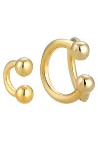 Elli - SET - Earrings - gold-coloured - 6
