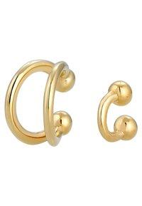 Elli - SET - Earrings - gold-coloured - 4