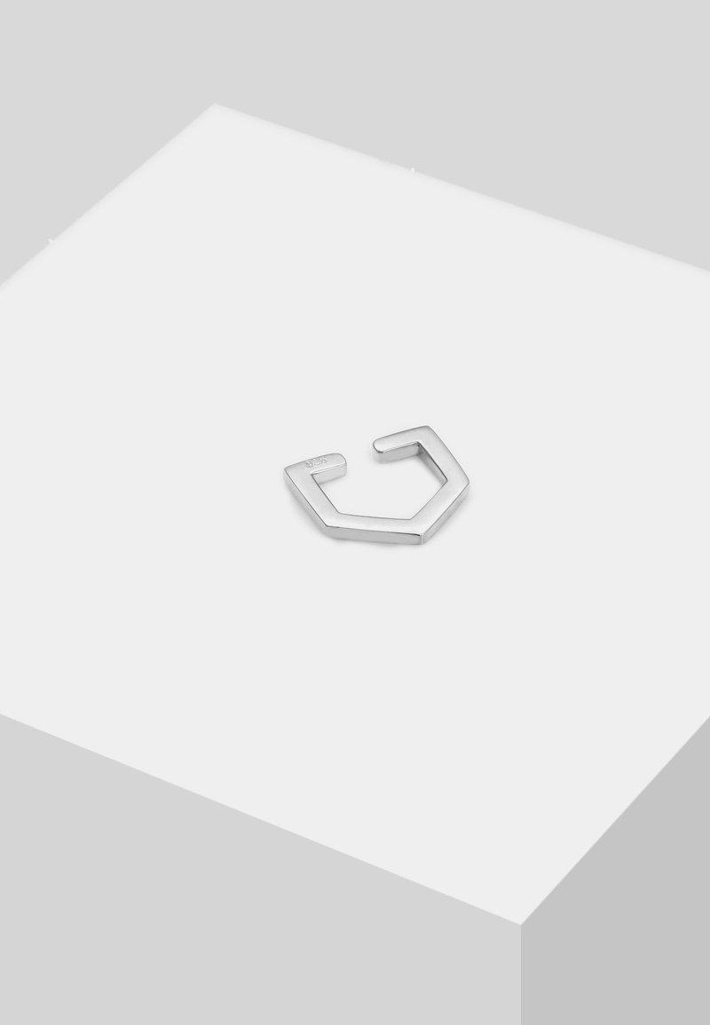 Elli - MINIMAL TREND - Oorbellen - silver-coloured