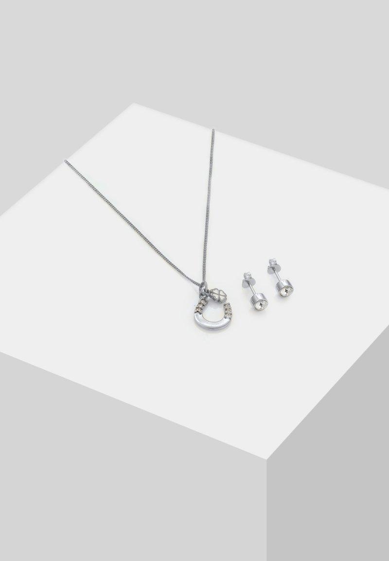 Elli - SET - Boucles d'oreilles - silver-coloured