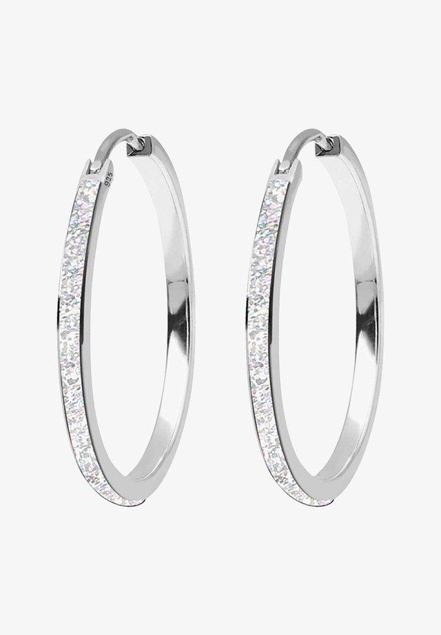 CREOLEN KLASSISCH  - Ohrringe - silver-coloured