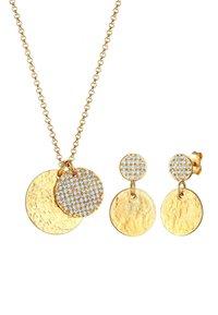 Elli - SET - Ohrringe - gold-coloured - 3
