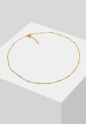 CHOKER - Necklace - gold-coloured