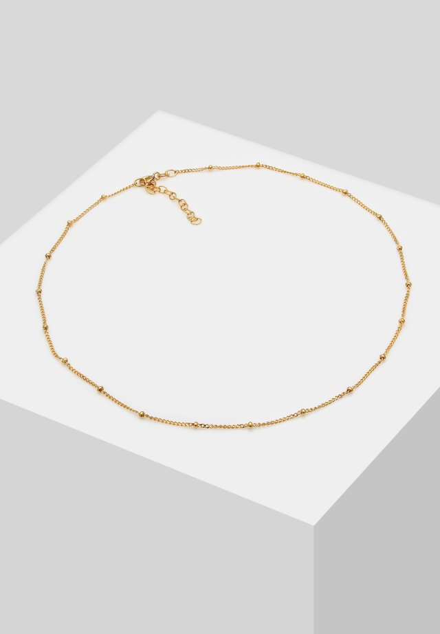 CHOKER - Halskette - gold-coloured