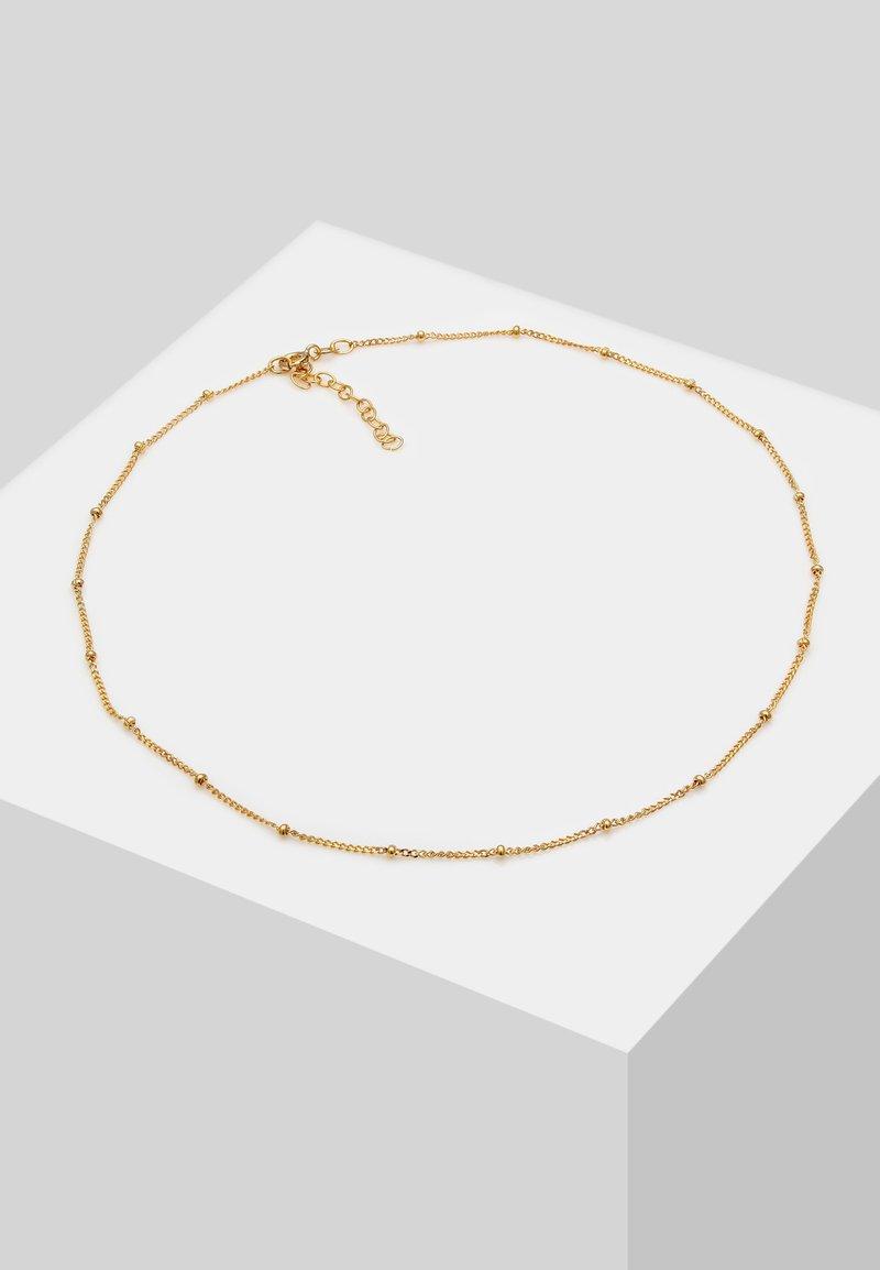 Elli - CHOKER - Ketting - gold-coloured