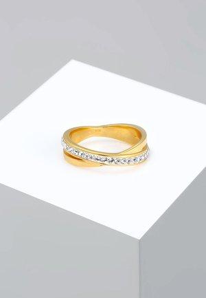KLASSISCH - Ring - gold