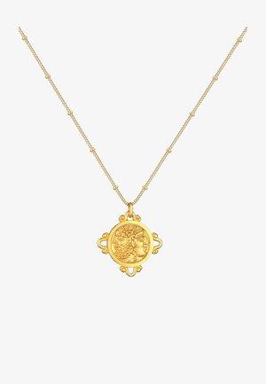 COIN - Necklace - gold-coloured