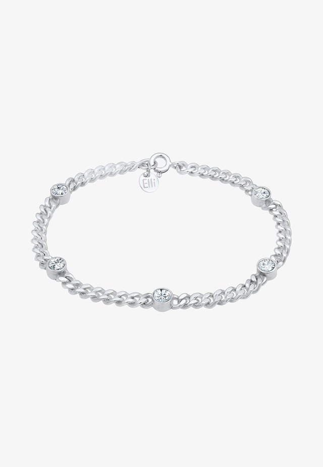 Armband - silver-colored