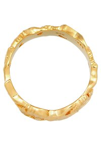 Elli - GINGKO BLATT TROPIC  - Ring - gold-coloured - 4